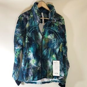 Lululemon Seawheeze Gather Me Slightly Jacket nwt